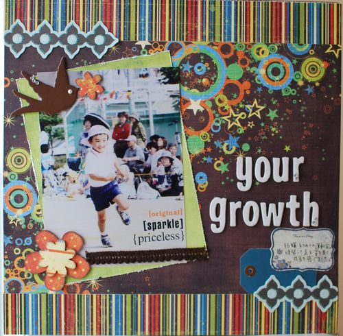 your growth